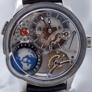 GMT Earth