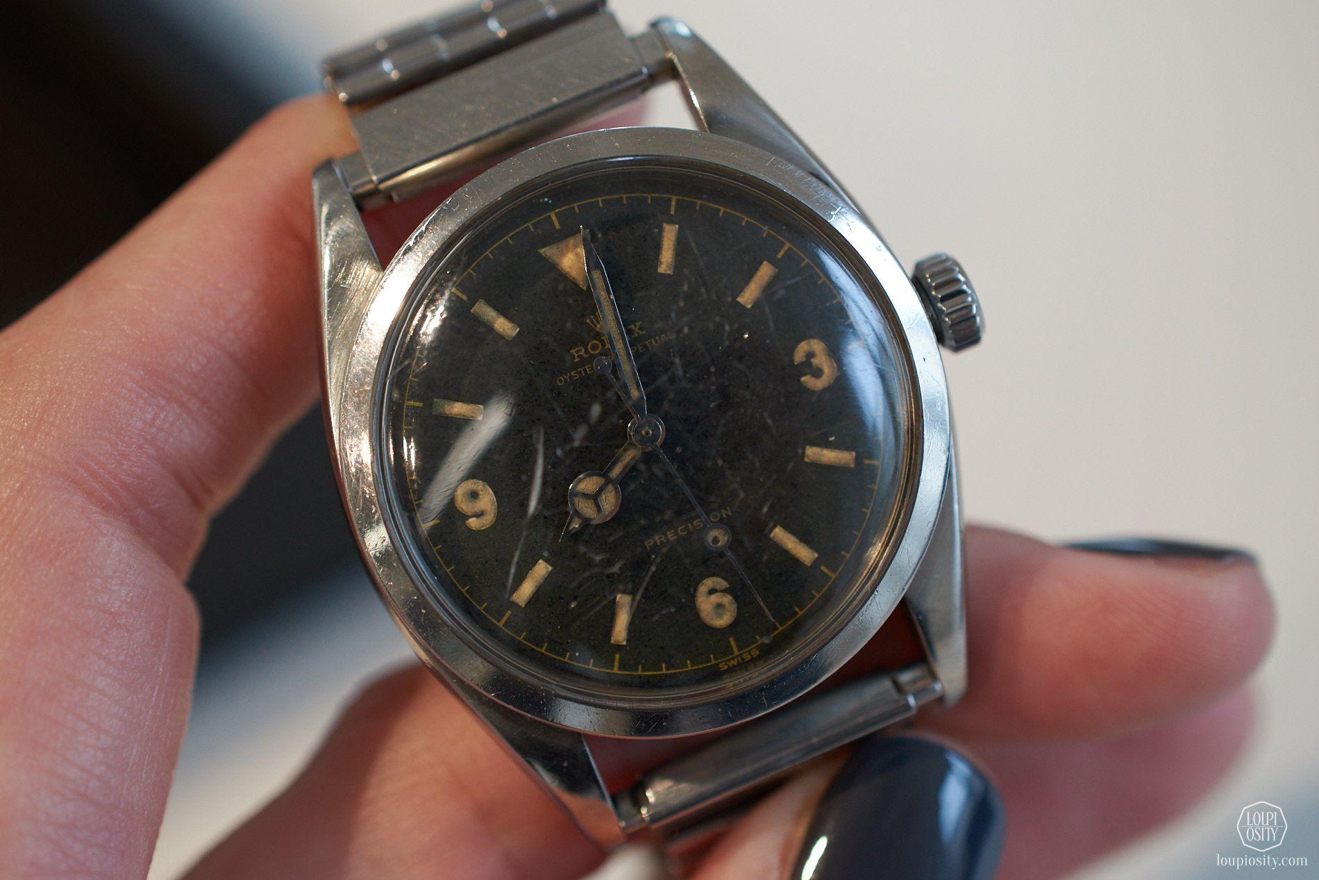 Rolex Ref. 6150