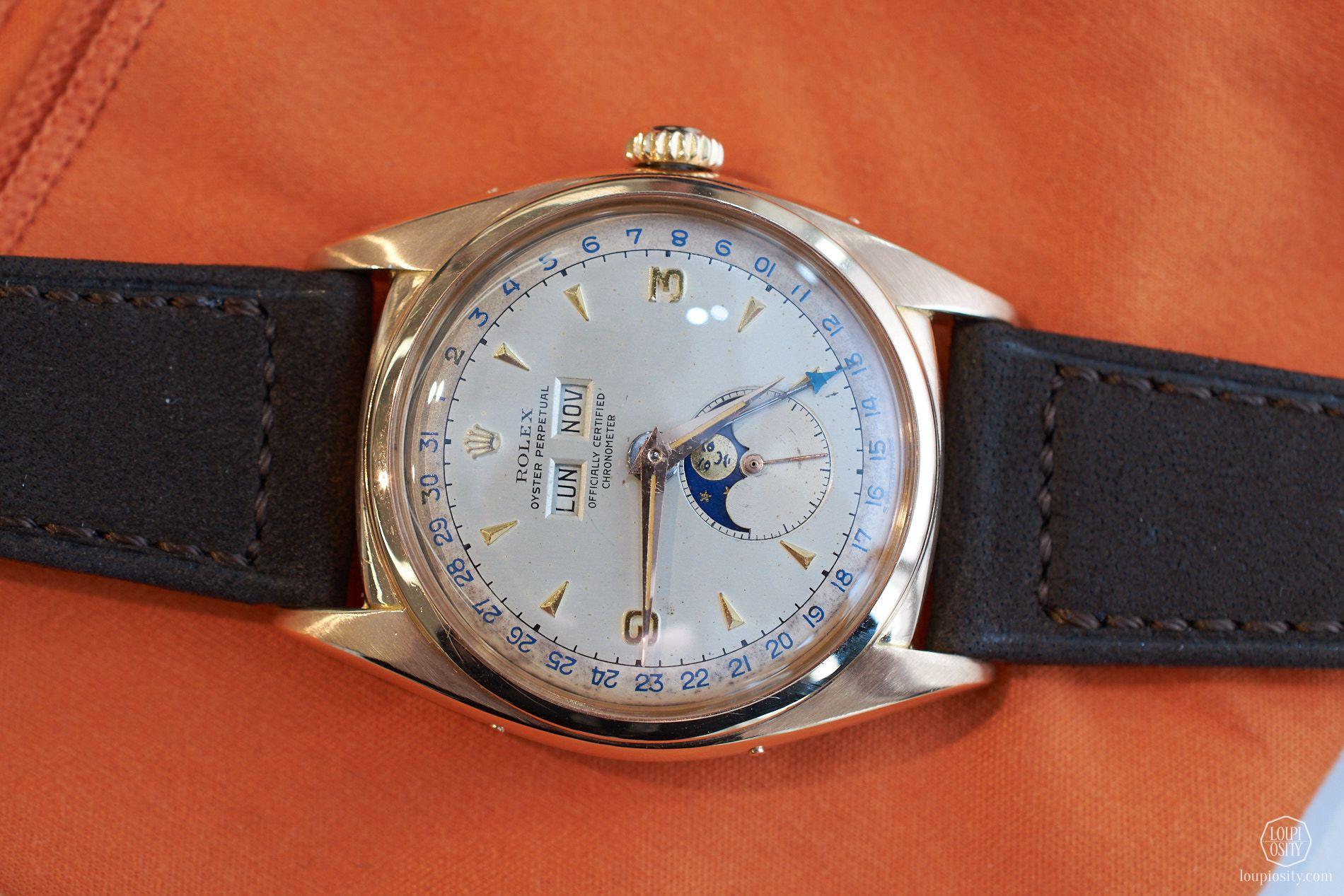 Phillips Geneva Watch Auction: Six - Loupiosity com