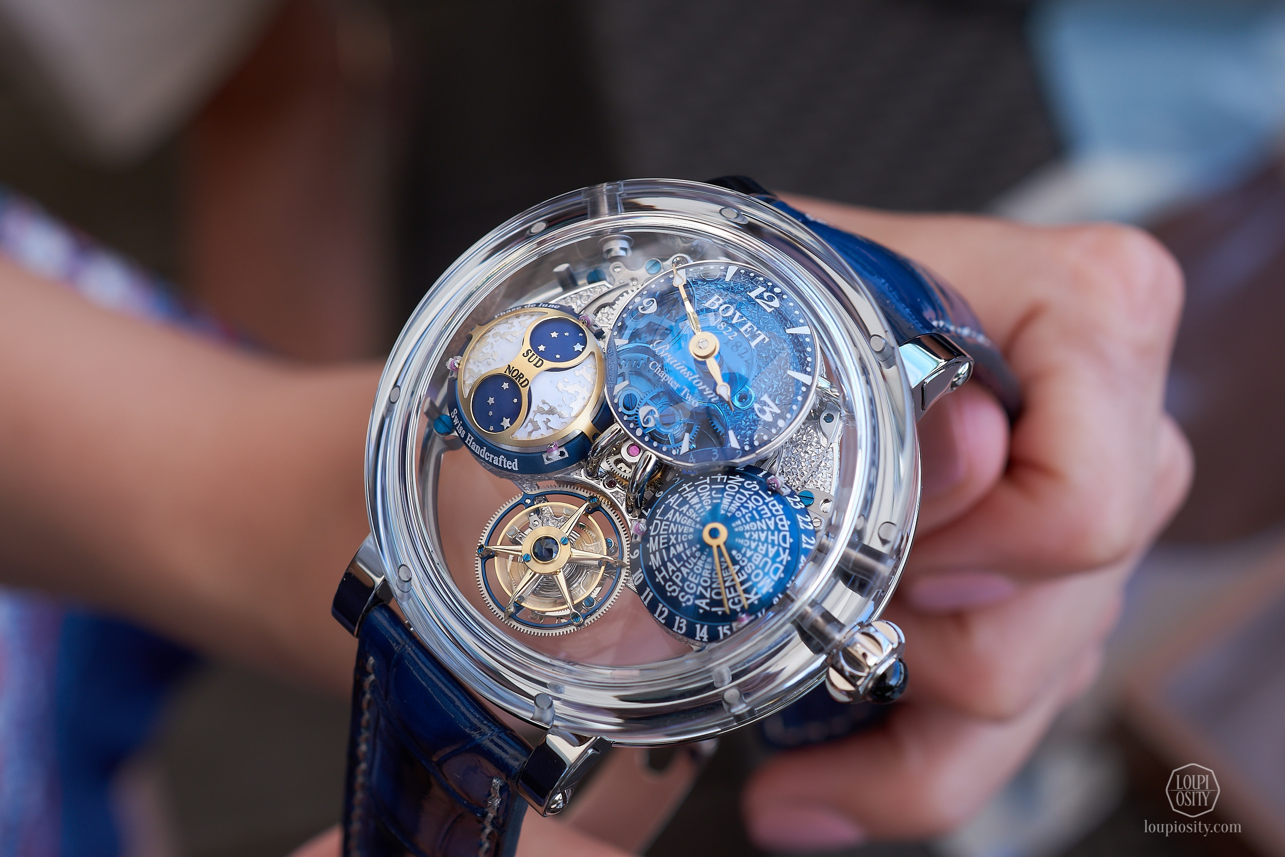 Bovet Récital 26 Brainstorm® Chapter Two