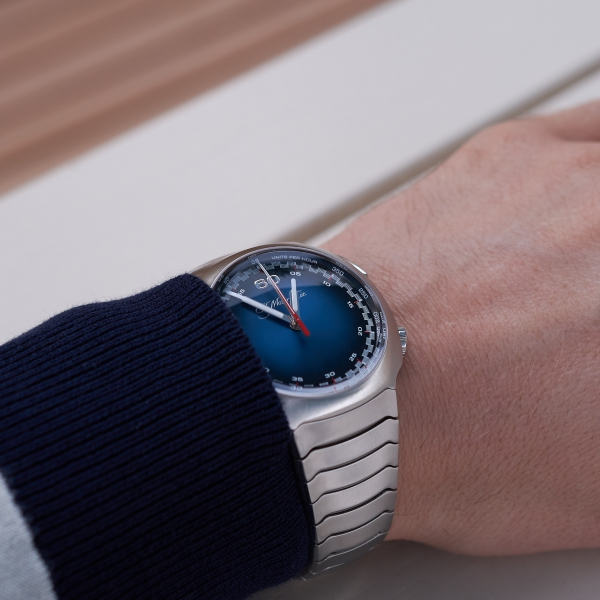 H. Moser & Cie Streamliner Flyback Chronograph Automatic