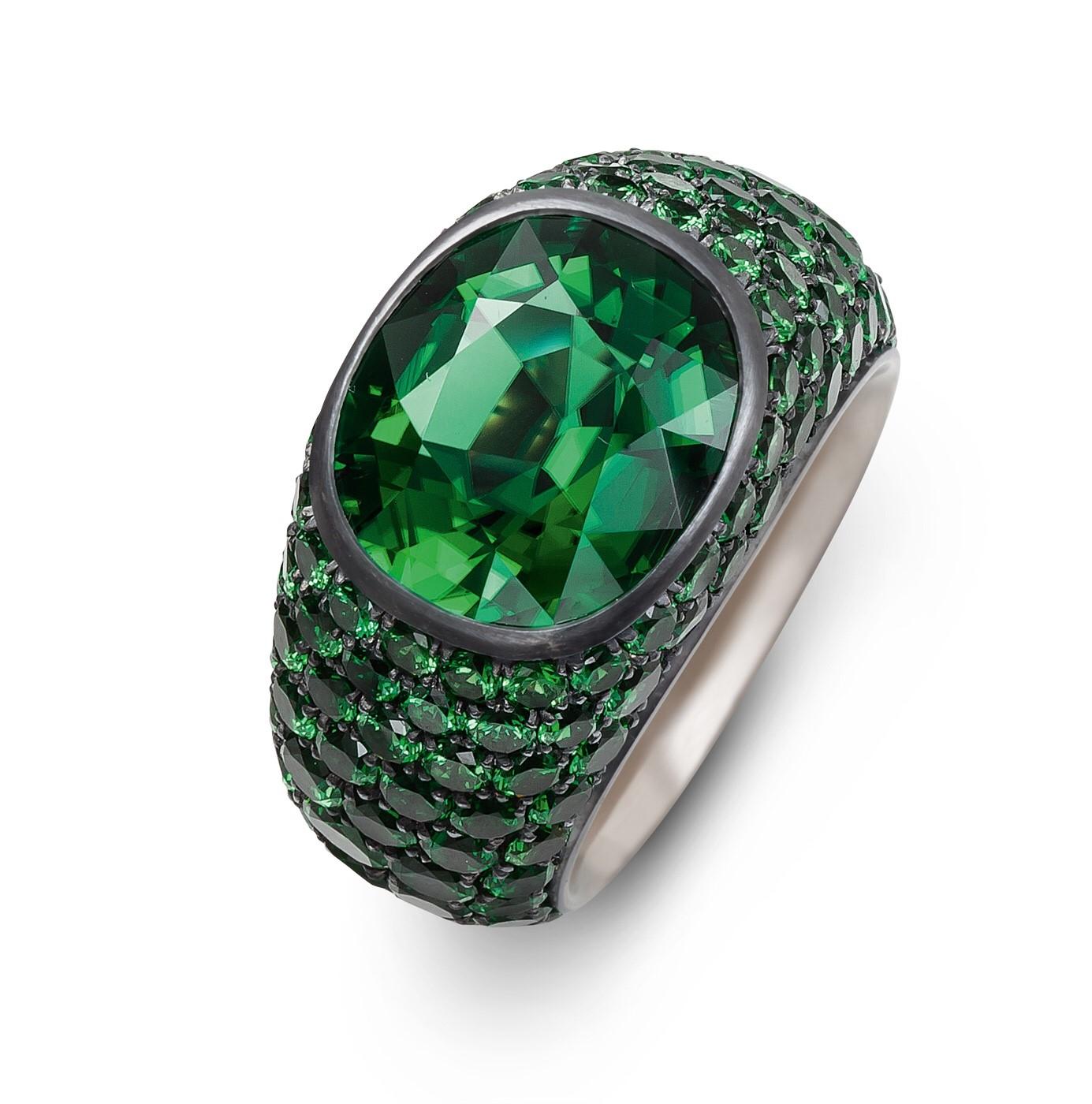 hemmerle-ring-tsavorites-tourmaline-gold-silver-0749-13