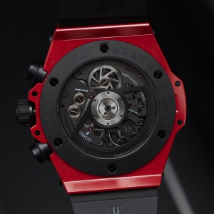 Big Bang Unico Red Ceramic