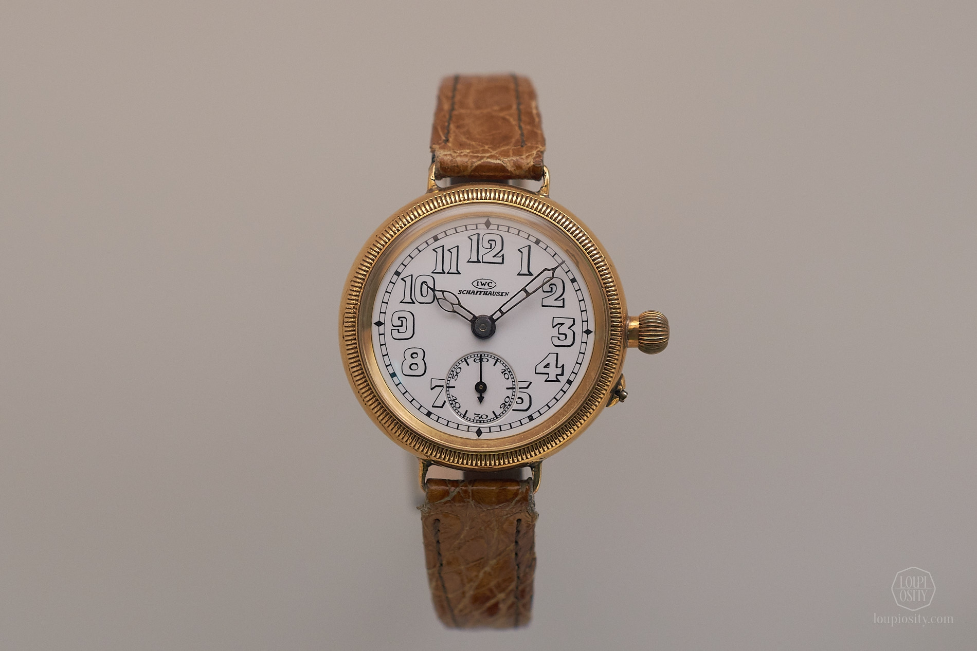 Gentlemen's wristwatch