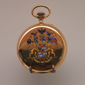 Lépine pocket watch