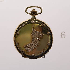 Savonette pocket watch, Oman