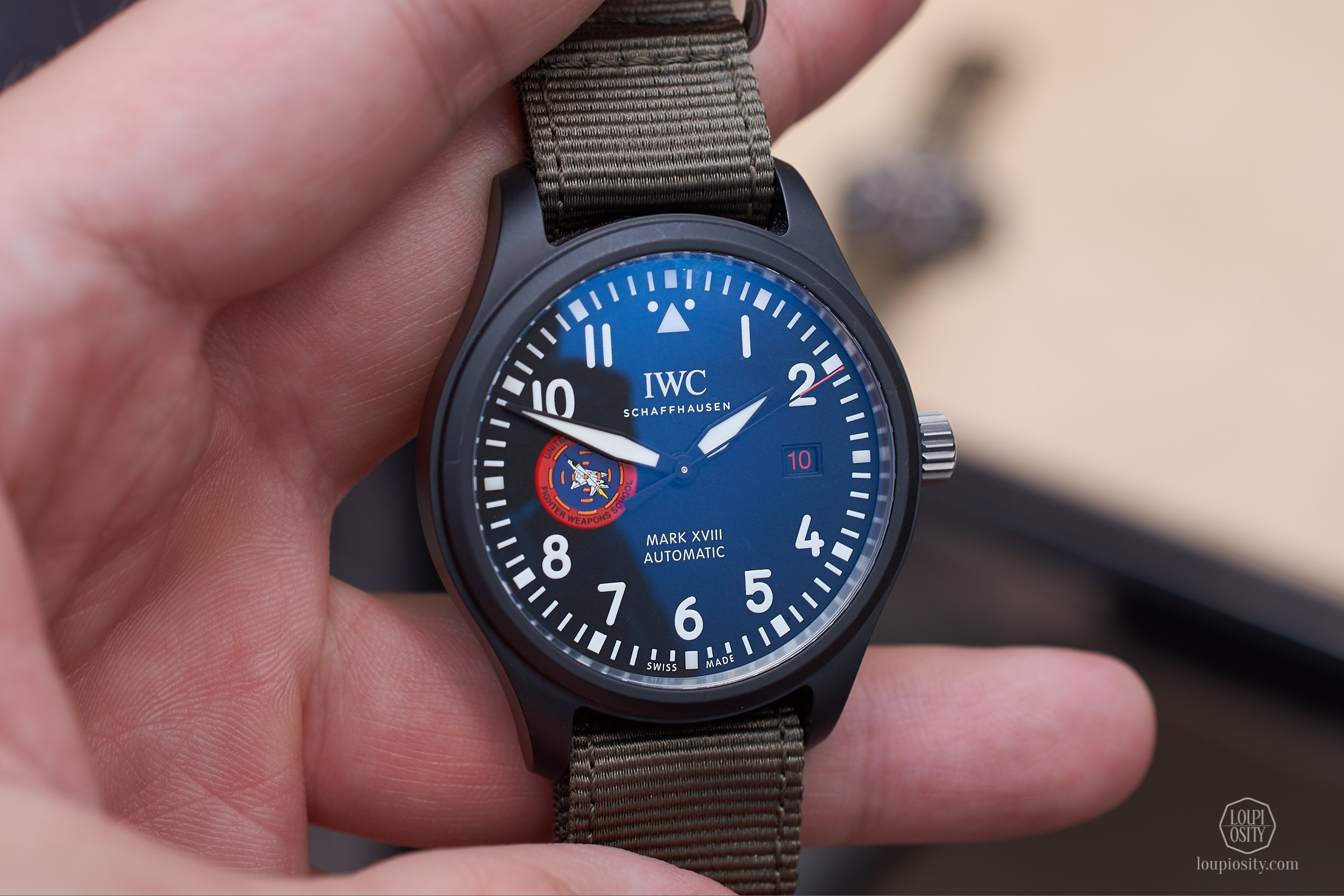 Pilot's Watch Chronograph  'Strike Fighter Tactics Instructor'