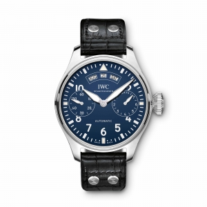 "IWC Big Pilot's Watch Annual Calendar Edition ""150 Years"""