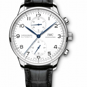 "IWC Portugieser Chronograph Edition ""150 Years"""