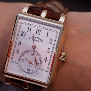 Lang & Heyne Georg, 18ct rose gold edition
