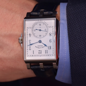 Lang & Heyne Georg, 18ct white gold edition