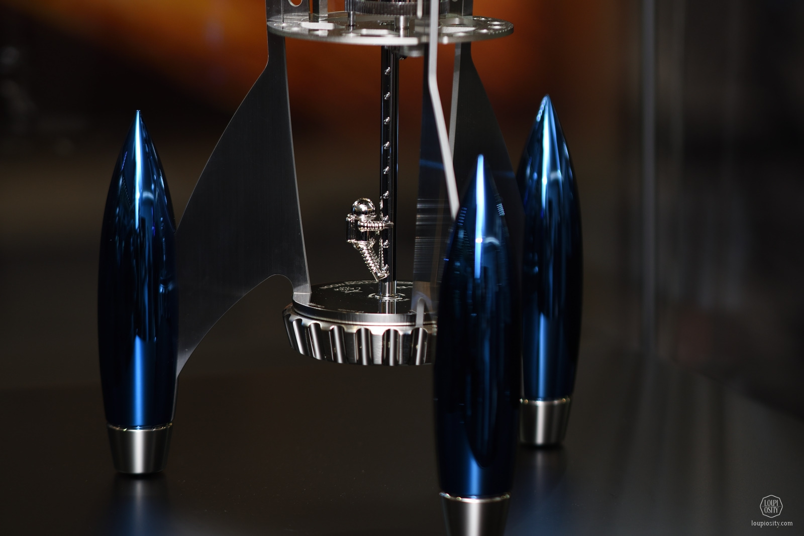 Destination Moon, L'Epée & MB&F