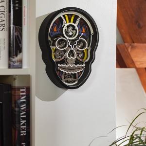 Vanitas clock