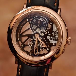 1770 Flying Tourbillon Openwork