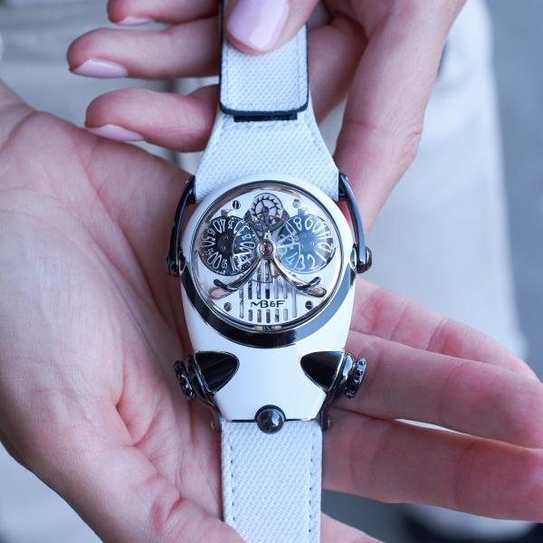 MB&F - HM10 Panda Only Watch