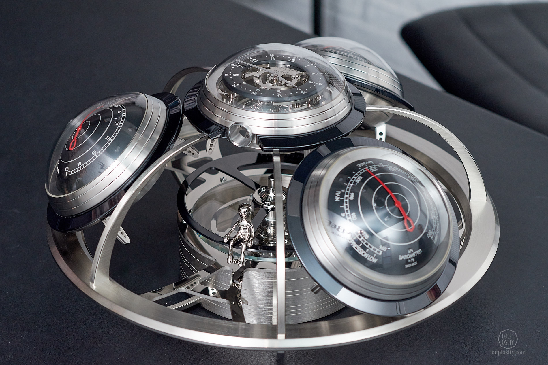 MB&F and L'Epée - The Fifth Element