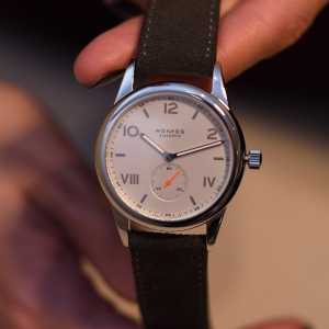Nomos Glashütte Club 38 Campus