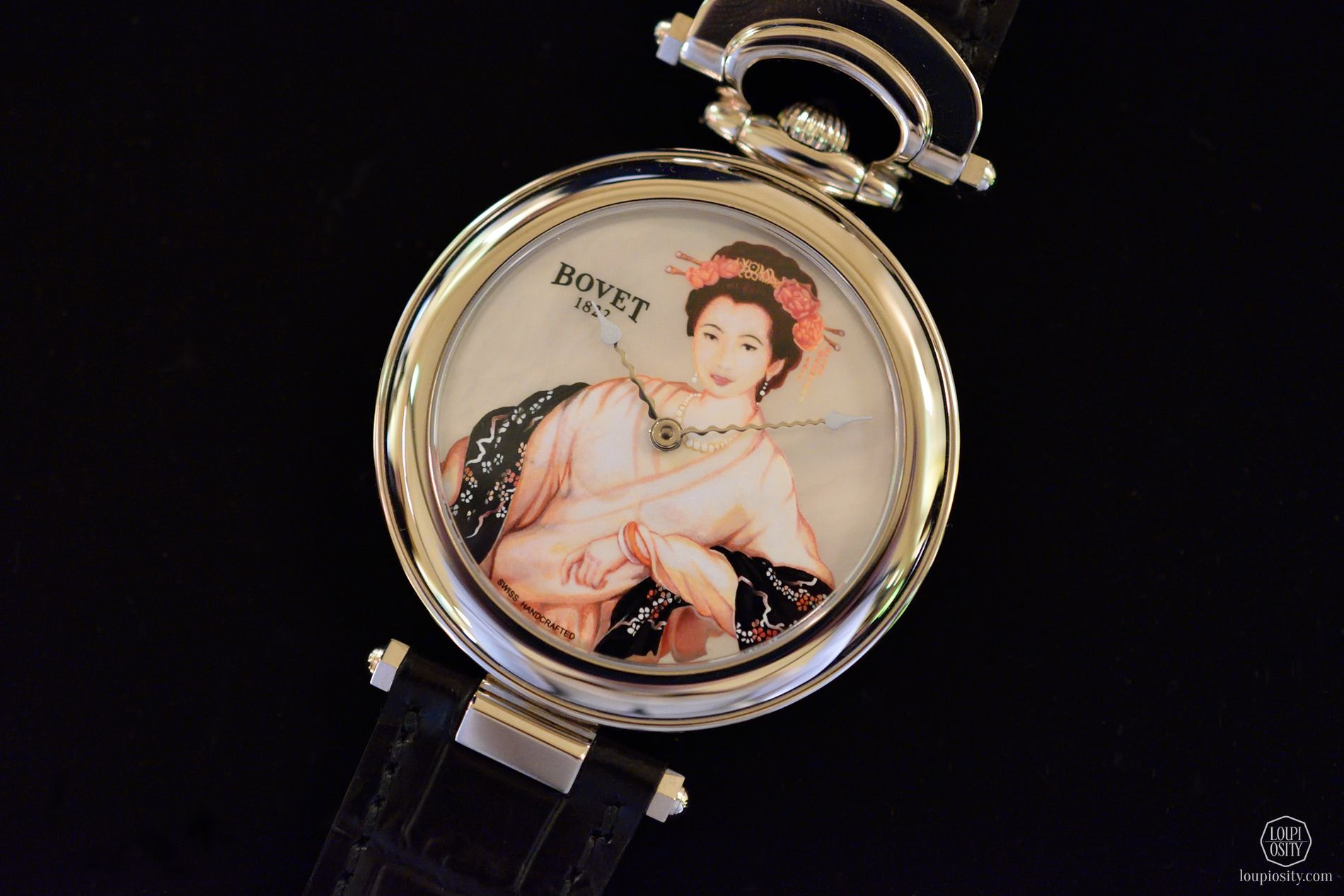 Bovet Secret Beauty