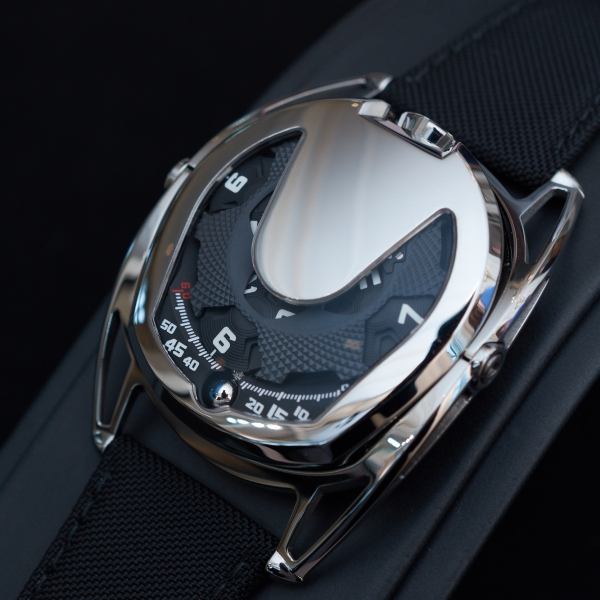 De Bethune + URWERK, Moon Satellite for Only Watch 2019