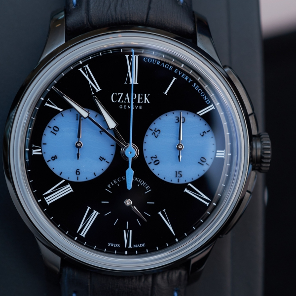 Czapek Faubourg de Cracovie Only Watch 2019 Courage every second