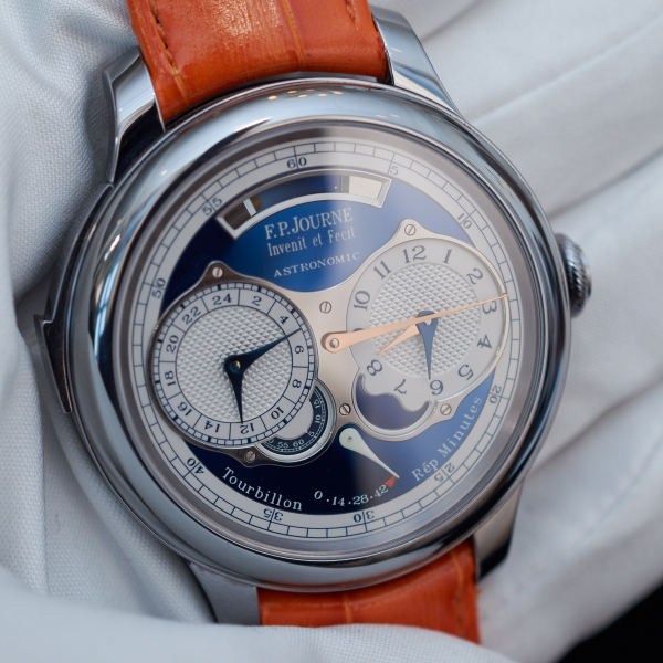F. P. Journe Astronomic Blue