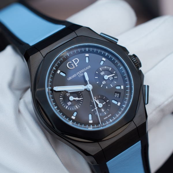 Girard Perregaux Laureato Absolute Chronograph for Only Watch