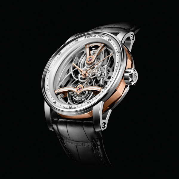 Code 11.59 by Audemars Piguet Tourbillon Openworked Only Watch
