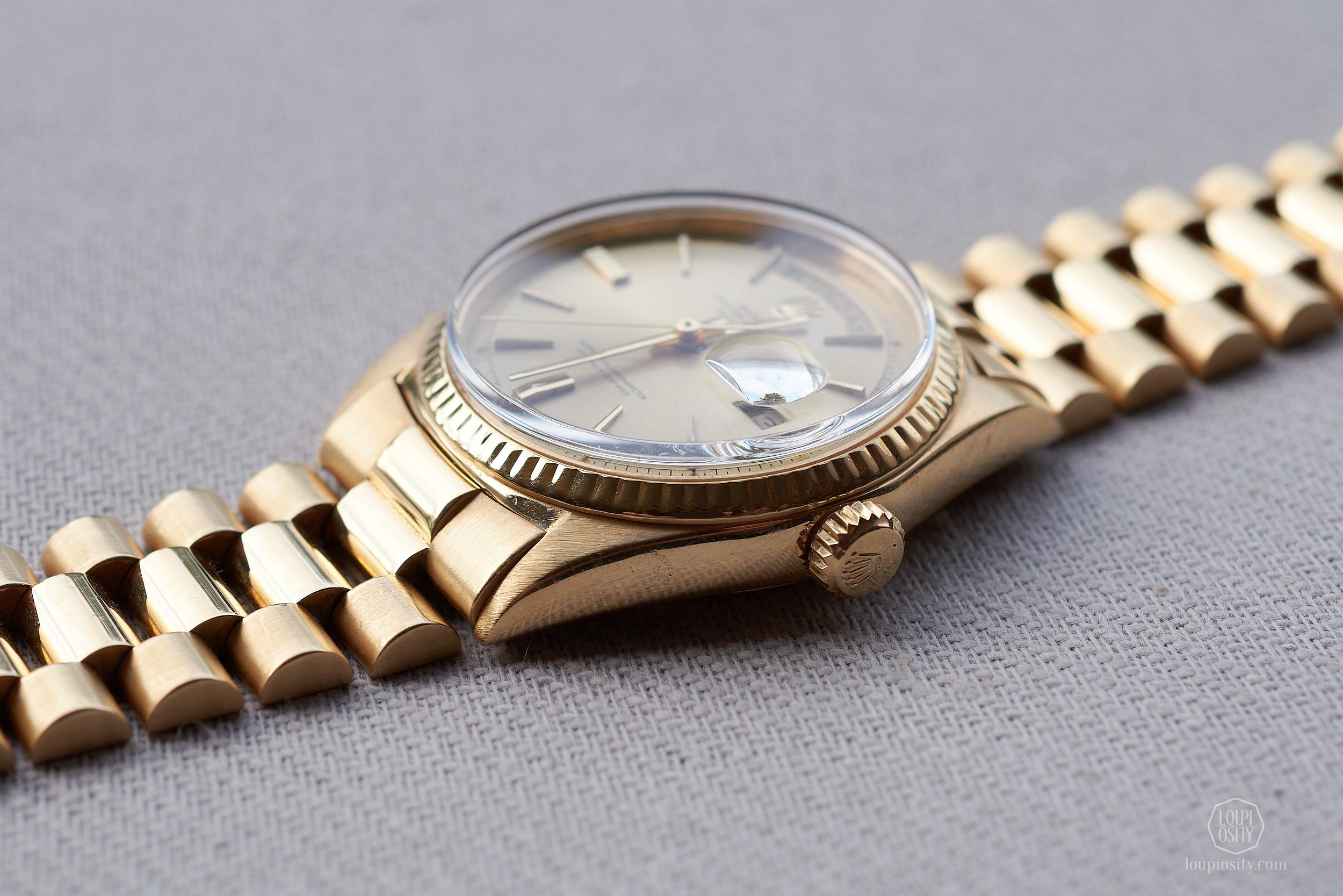 Lot 18 Rolex Day-Date