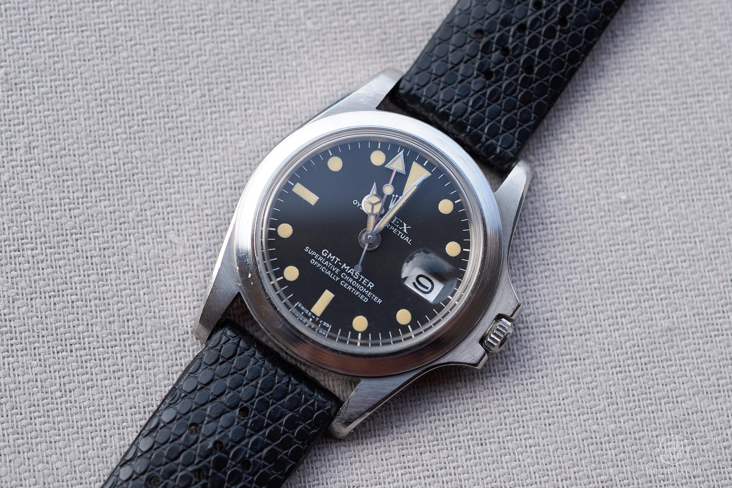 Lot 30 Rolex GMT-Master