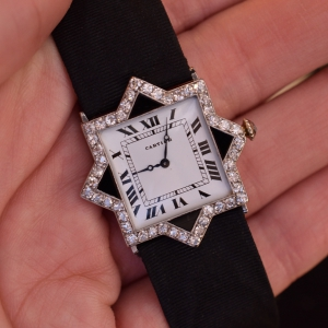 Cartier Nain Jaune