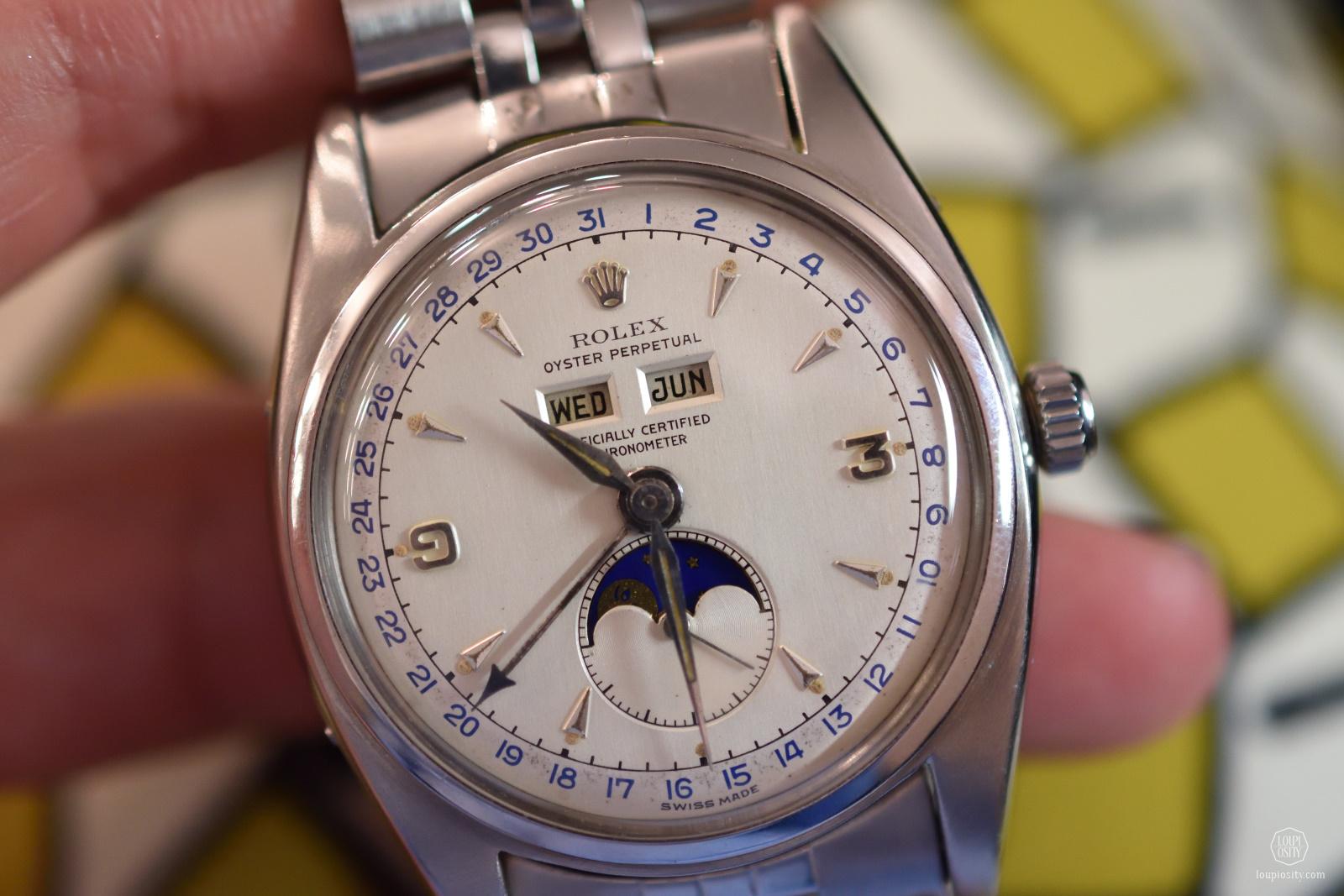 Phillips Geneva Watch Auction: Five – Rolex