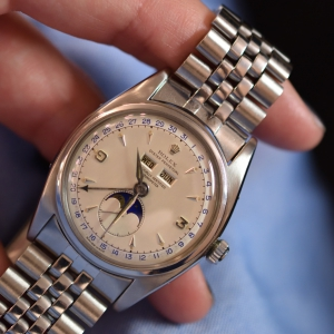 Rolex Ref. 6062, stainless steel