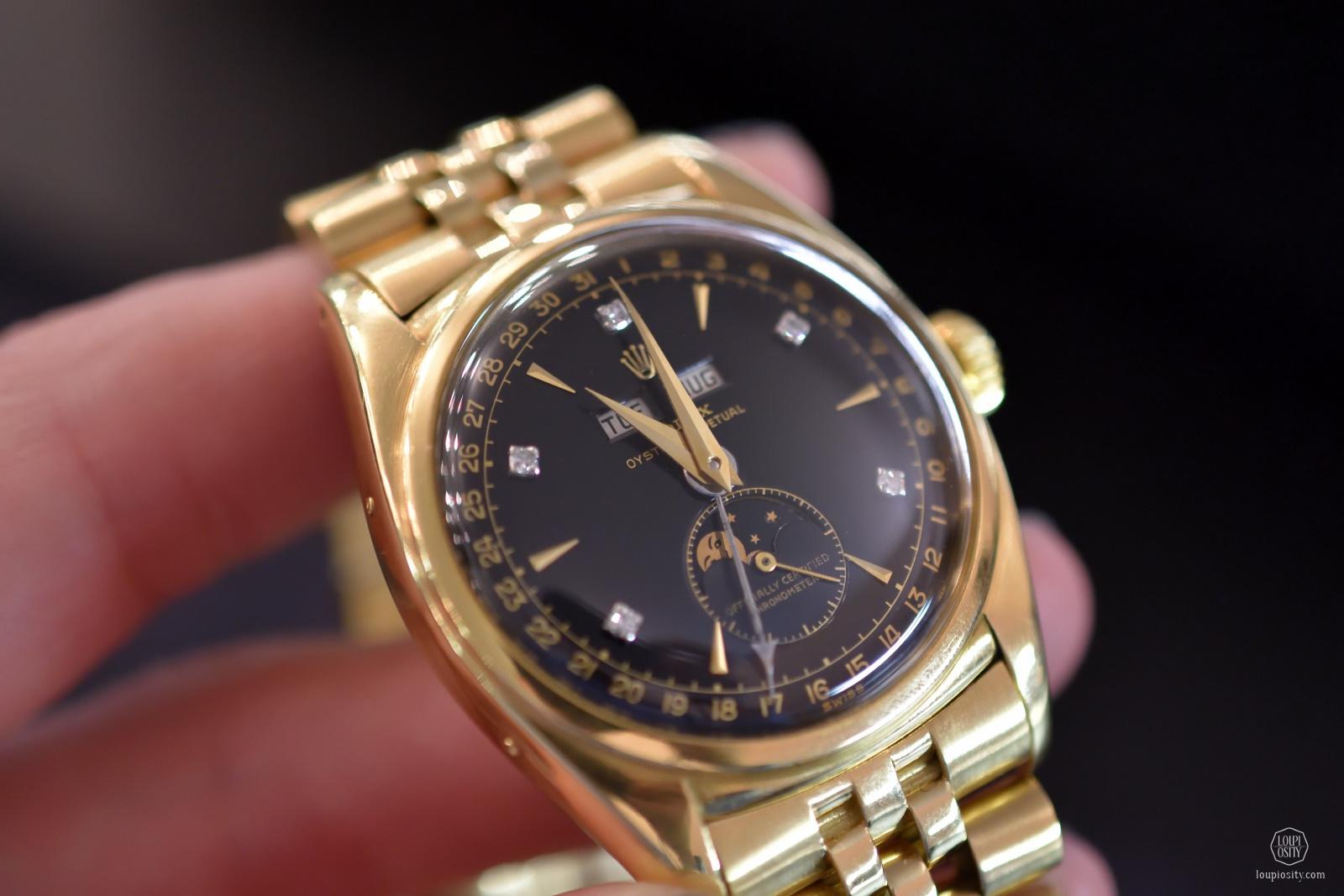 """Rolex """"Bao Dai"""", Ref. 6062"""