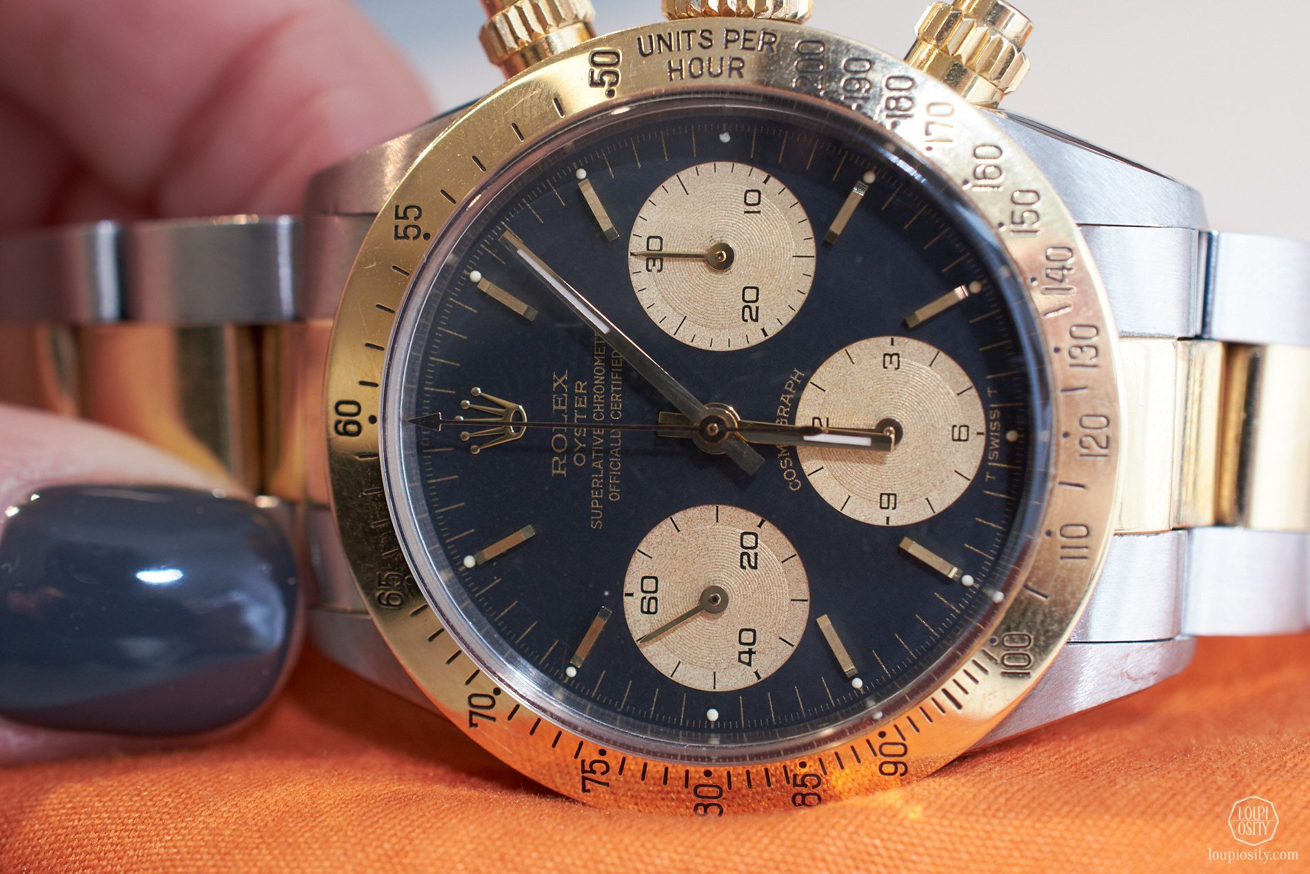 "Rolex Ref. 6265/3 ""Only Known"""