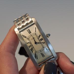 Cartier Grand Tank Cintrée