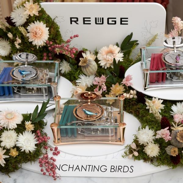 Reuge Enchanting Birds