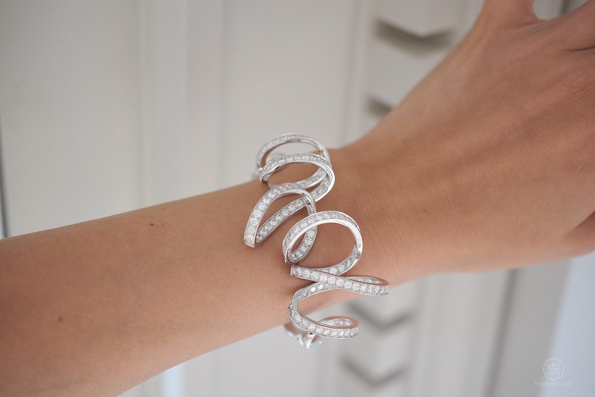 Ruban bracelet