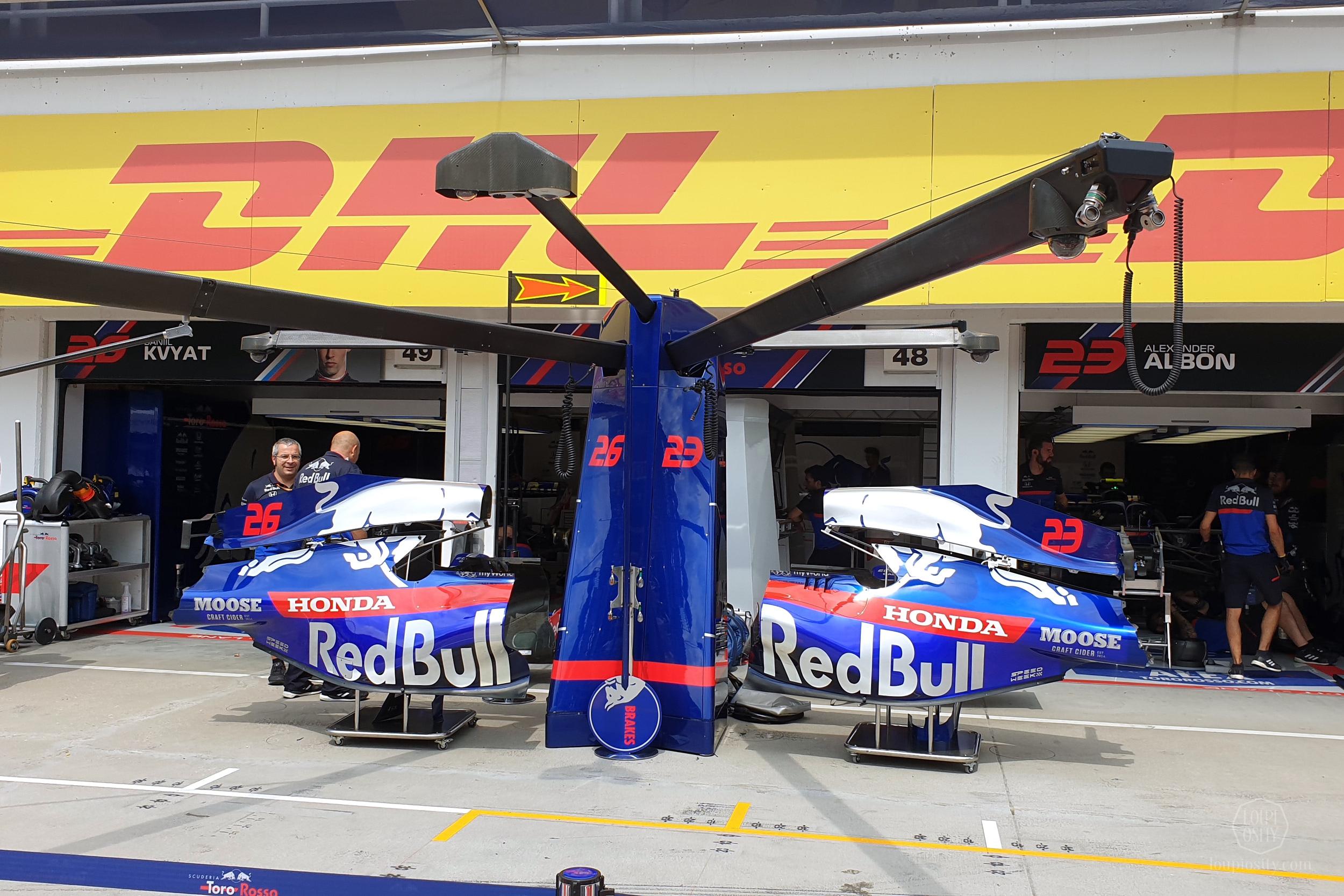 Red Bull Garage