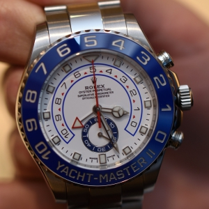 Rolex Oyster Perpetual Yacht-Master II, 44mm, steel