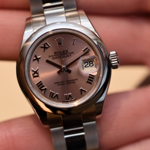Rolex Lady-Datejust, 28mm, steel