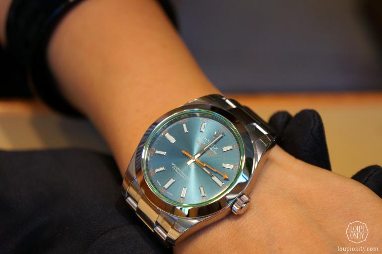 Rolex Milgauss Women's