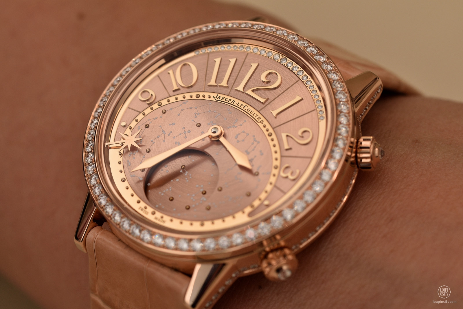 Rendez-Vous Moon Pink Gold