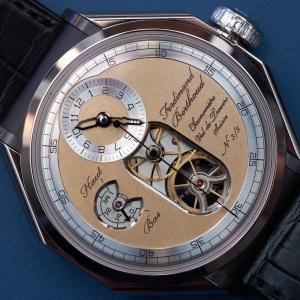 Chronométrie Ferdinand Berthoud \'Oeuvre d'Or\' - white gold