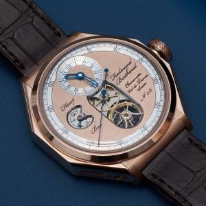 Chronométrie Ferdinand Berthoud \'Oeuvre d'Or\' - rose gold