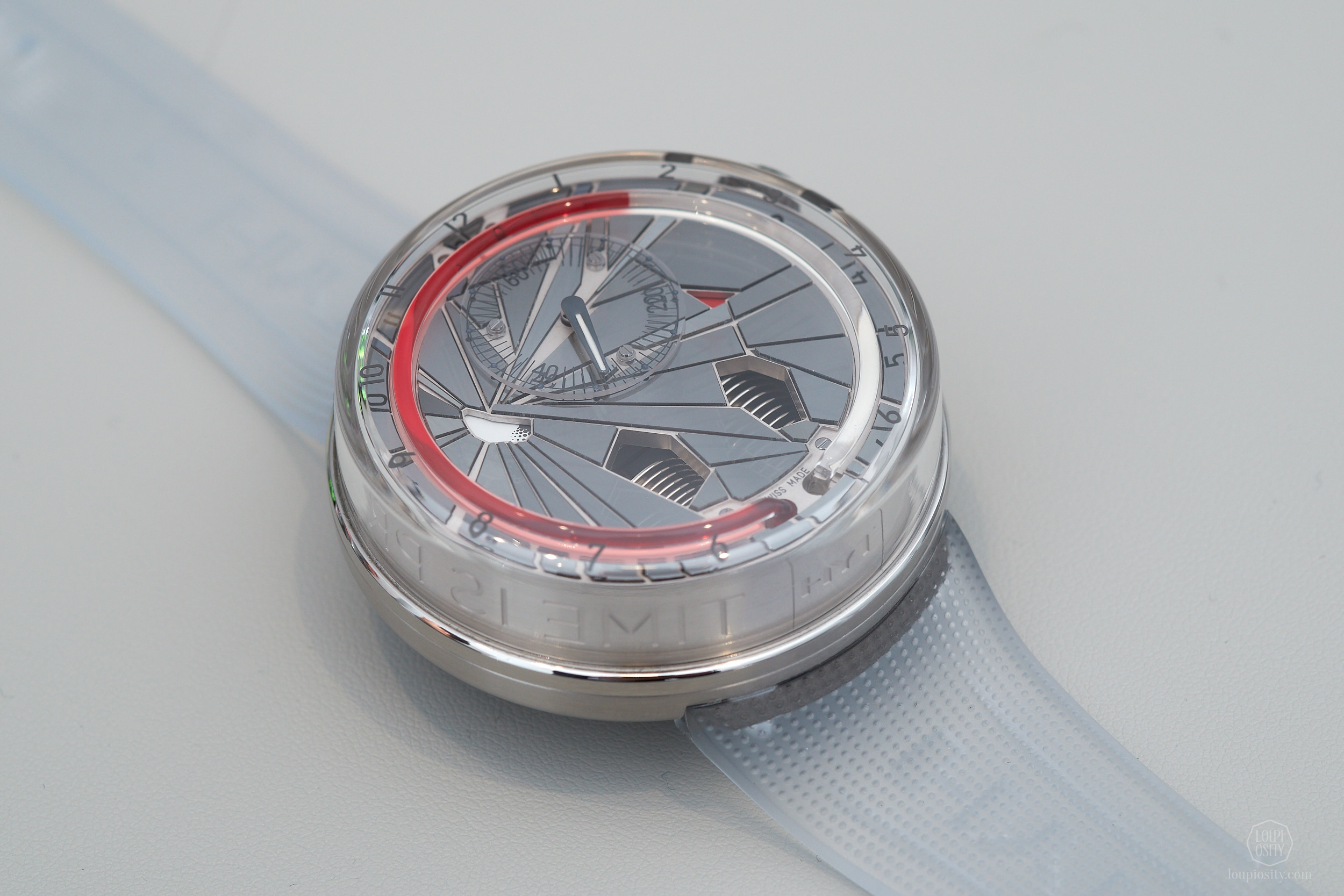 HYT H0 »Time Is Precious«