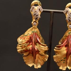Lale earrings