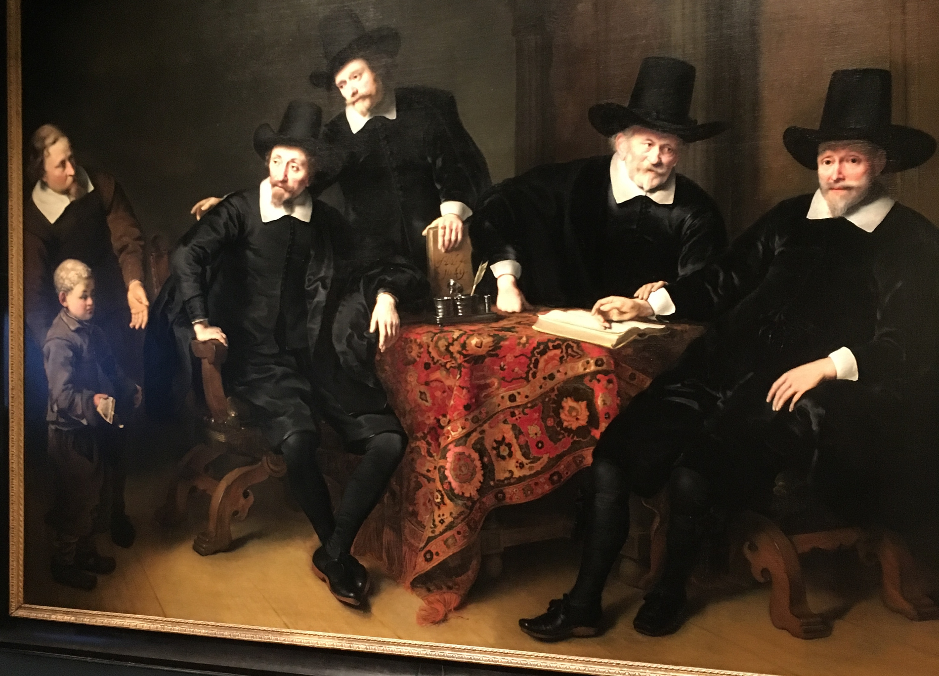 The Regents of the Leprosy Hospital