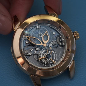 Ulysse Nardin Royal Tourbillon, special edition