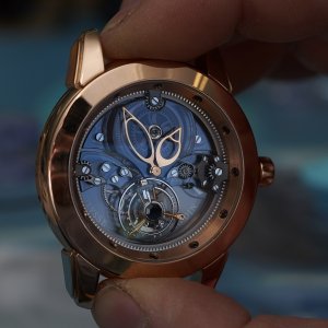 Ulysses Nardin Royal Tourbillon, special edition