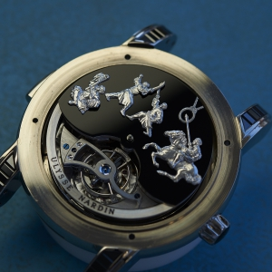 Ulysse Nardin Hannibal Minute Repeater Tourbillon